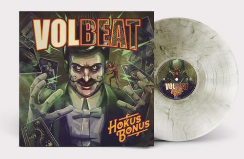 Volbeat – Hokus Bonus.    (Vinyl, LP, Compilation, Limited Edition, Numbered, Grey Smokey)