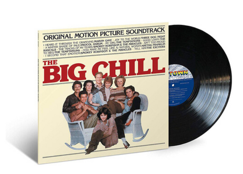 The Big Chill - Music From The Original Motion Picture Soundtrack.   (Vinyl, LP, Compilation, Reissue)