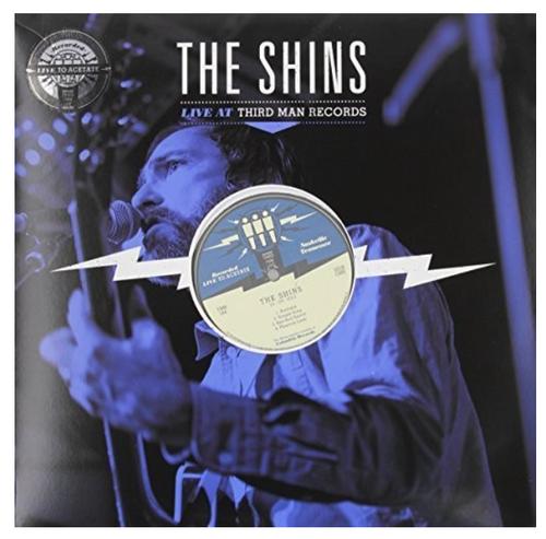 The Shins – Live At Third Man Records.   (Vinyl, LP, Album)