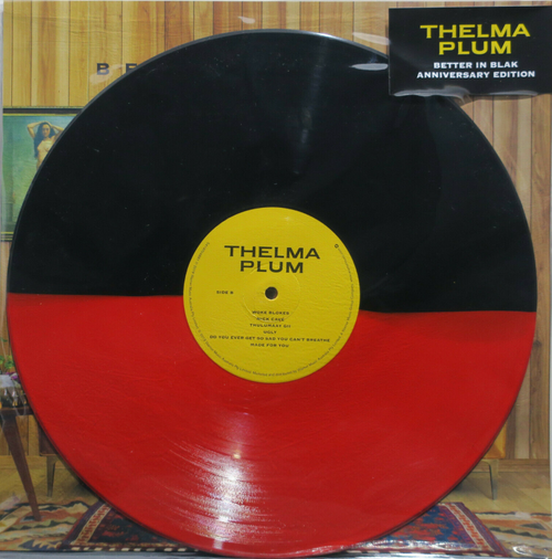Thelma Plum ‎– Better In Blak.   (Vinyl, LP, Album, Anniversary, Coloured)