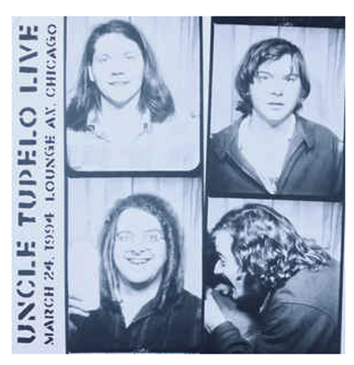 Uncle Tupelo – Live At Lounge Ax / March 24, 1994.   (2 × Vinyl, LP, Album, Limited Edition)
