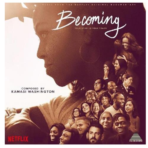 Kamasi Washington – Becoming (Music From The Netflix Original Documentary).     Vinyl, LP, Album )