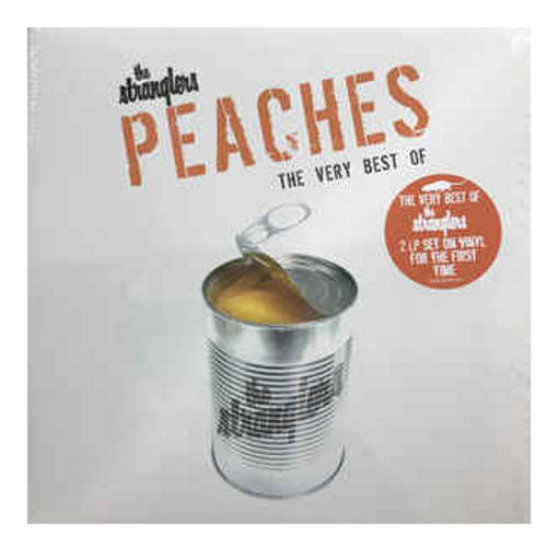 The Stranglers – Peaches: The Very Best Of The Stranglers.   (2 × Vinyl, LP, Compilation, Limited Edition, Reissue, Gatefold)