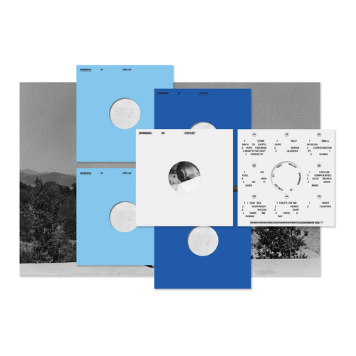 Mac Miller - Swimming in Circles ( Box Set 2 × Vinyl, LP, Album, Blue (Dark) 2 × Vinyl, LP, Album, Blue (Light))