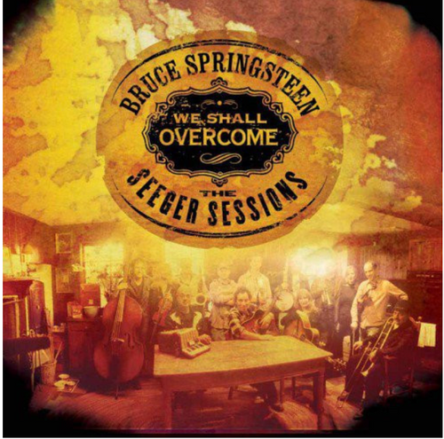 Bruce Springsteen ‎– We Shall Overcome - The Seeger Sessions.   (2 × Vinyl, LP, Album)