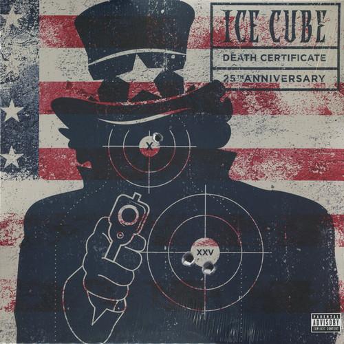 Ice Cube - Death Certificate (25th Anniversary) (2 × Vinyl, LP, Album, Reissue)