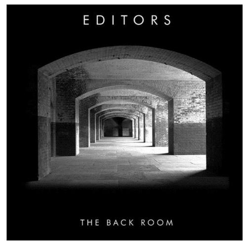 Editors - The Back Room. (Vinyl, LP, Album,White)