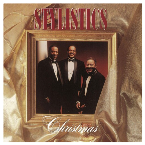 The Stylistics ‎– Christmas.   ( Vinyl, LP)