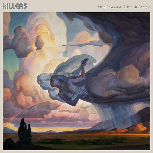 The Killers - Imploding The Mirage ( Vinyl, LP, Album, Stereo, Gatefold)