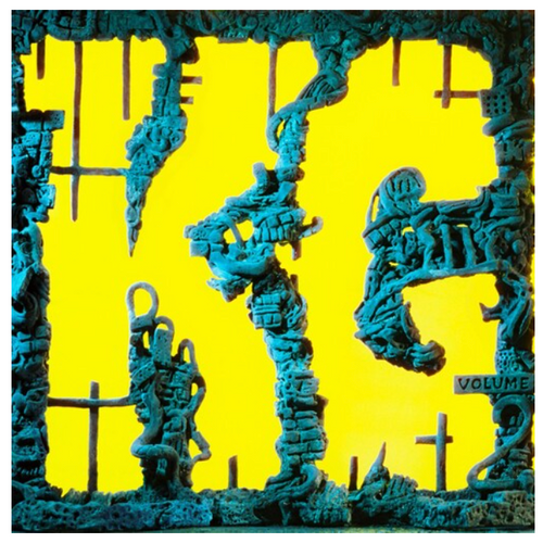 King Gizzard And The Lizard Wizard ‎– K.G.   (Vinyl, LP, Album, Recycled Black Wax)