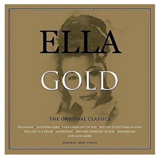 Ella Fitzgerald – Gold: The Original Classics.   (2 × Vinyl, LP, Compilation, 180 gram)
