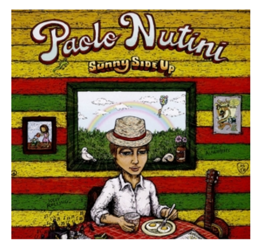 Paolo Nutini – Sunny Side Up.    (Vinyl, LP, Album, Limited Edition, Yellow)