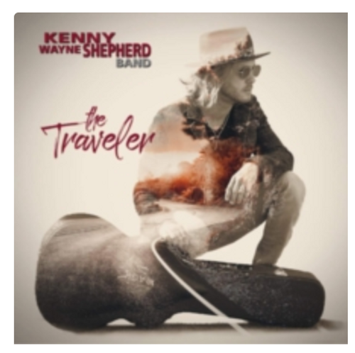 Kenny Wayne Shepherd Band – The Traveler.   (Vinyl, LP, Album, 180g)