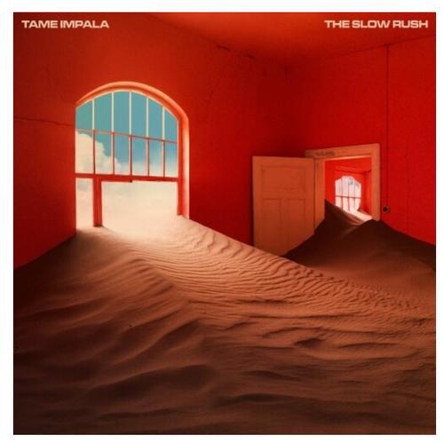 Tame Impala – The Slow Rush     ( Vinyl, LP, Limited Edition, Cream)