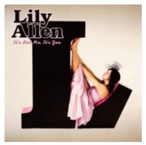 Lily Allen – It's Not Me, It's You.  ( Vinyl, LP, Album)