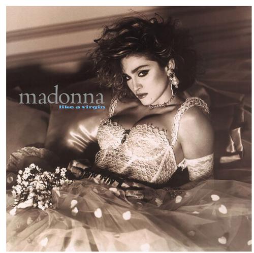 Madonna – Like A Virgin.    (Vinyl, LP, Album, Limited Edition, Reissue, Clear, 180g)
