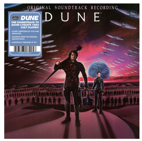 Various ‎– Dune (Original Soundtrack Recording).   (Vinyl, LP, Album)
