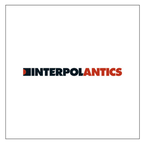 Interpol – Antics.   (Vinyl, LP, Album, Limited Edition, White)