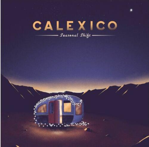 Calexico – Seasonal Shift, Vinyl, LP, Album, Limited Edition, Violet