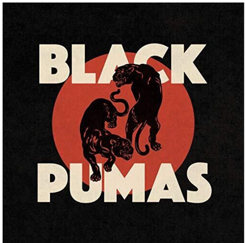Black Pumas – Black Pumas.  ( Vinyl, LP, Album)
