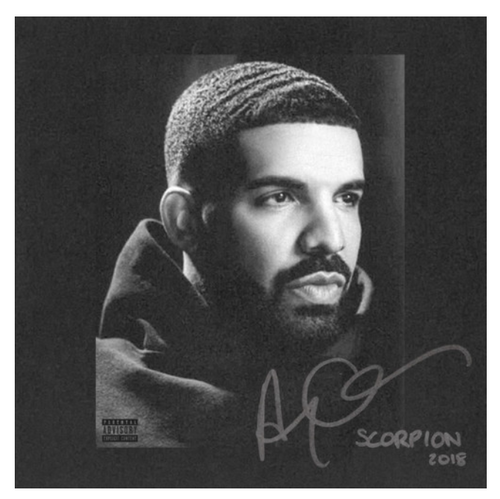 Drake – Scorpion.   ( 2 x Vinyl, LP, Album)