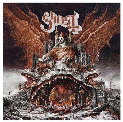 Ghost – Prequelle.   ( Vinyl, LP, Album, Clear w/ Black Smoke, Clear w/ Black Smoke All Media, Deluxe Edition)
