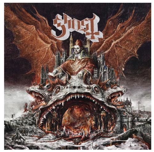 Ghost – Prequelle.   (Vinyl, LP, Album)