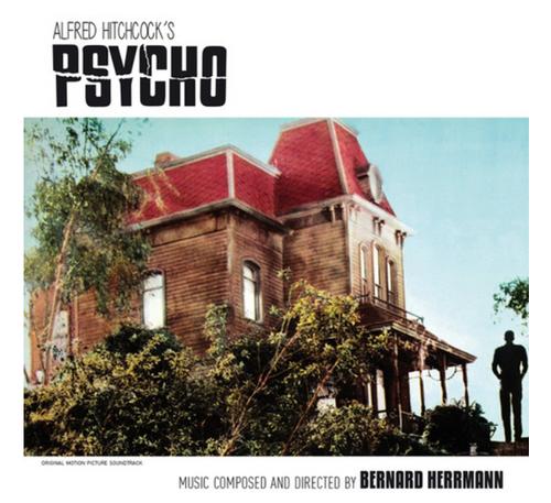 Bernard Herrmann – Psycho (The Original Film Score).    ( Vinyl, LP, Album, Red, 180 gram)