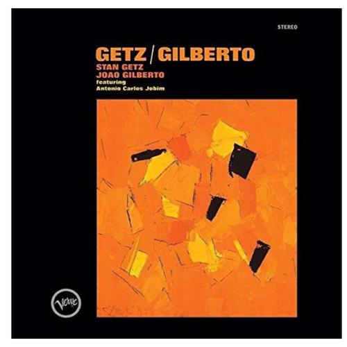 Stan Getz / Joao Gilberto* Featuring Antonio Carlos Jobim – Getz / Gilberto.   ( Vinyl, LP, Album, 180g Gatefold)