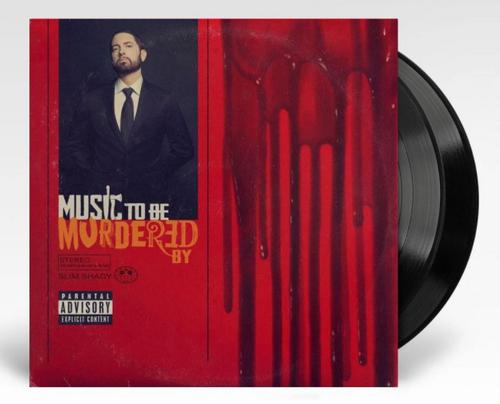 Eminem, Slim Shady – Music To Be Murdered By.   (2 x Vinyl, LP, Album)