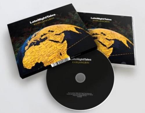 Various – LateNightTales - Khruangbin (2 × Vinyl, LP, Compilation, 180g)