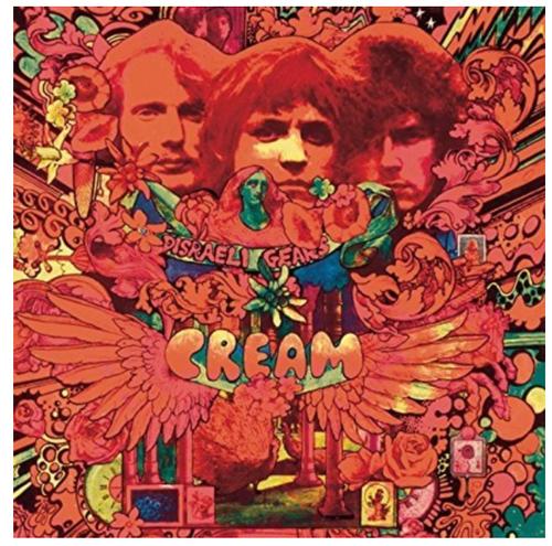 Cream - Disraeli Gears (Vinyl, LP, Album, Reissue, Mono, 180g)