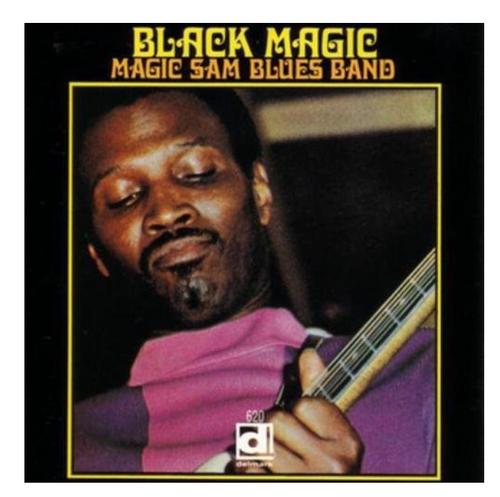 Magic Sam Blues Band – Black Magic.   ( Vinyl, LP, Album)