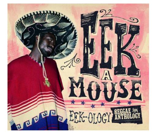 Eek-A-Mouse – Eek-Ology.   (Vinyl, LP, Compilation)