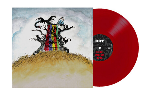 Drive-By Truckers – The New OK.     (Vinyl, LP, Album, Red)