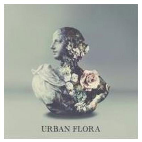 "Alina Baraz & Galimatias – Urban Flora.   ( Vinyl, 12"", EP, Limited Edition, Clear)"