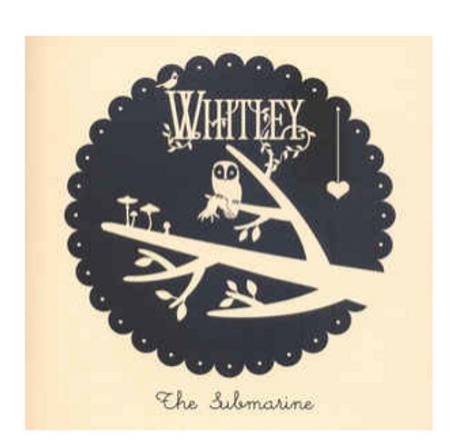 Whitley – The Submarine.   (Vinyl, LP, Album, Limited Edition, Repress, Bone Colour)