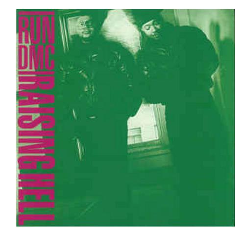 Run-DMC – Raising Hell.   (Vinyl, LP, Album, 180 Gram)