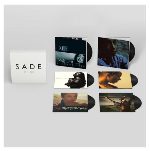 Sade – This Far.   (Vinyl, LP, Album, Remastered, 180 Gram)