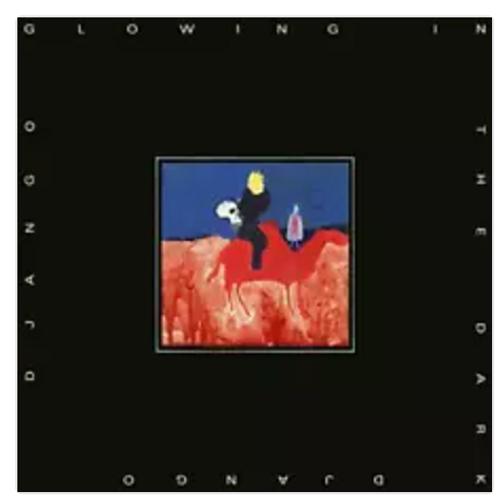Django Django – Glowing In The Dark.   (Vinyl, LP, Album)