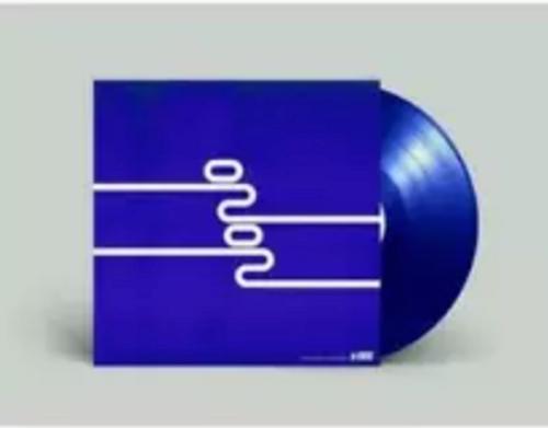 The Rubens - 0202.   (Vinyl, LP, Album, Blue)