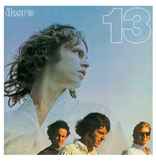 The Doors ‎– 13.   (Vinyl, LP, Compilation, 50th Anniversary Edition)