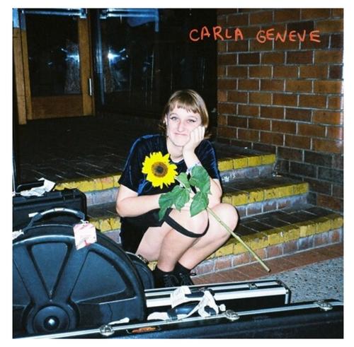 Carla Geneve – Carla Geneve    (Vinyl, EP, Deluxe Edition, White)