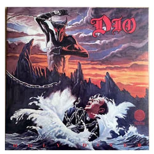 Dio  – Holy Diver.   ( Vinyl, LP, Album)