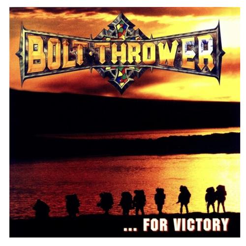Bolt Thrower – ... For Victory.     ( Vinyl, LP, Album)