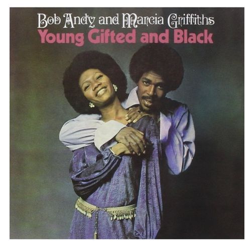 Bob & Marcia ‎– Young Gifted And Black.    ( Vinyl, LP, Album)
