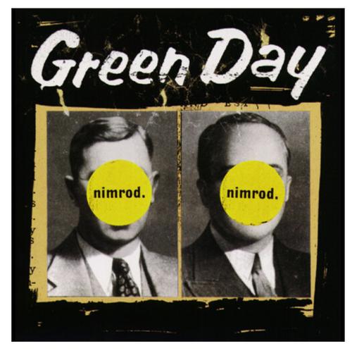 Green Day – Nimrod.    (Vinyl, LP, Album, Yellow Transparent)