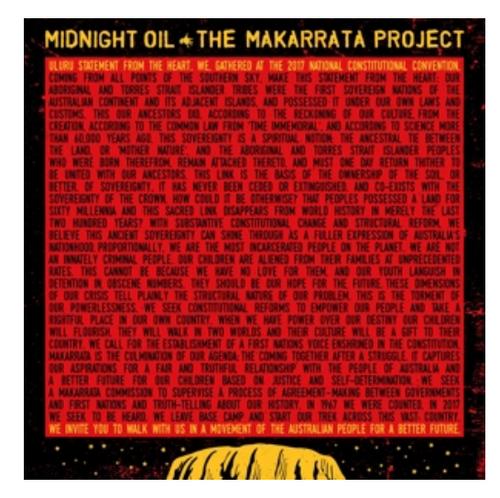 Midnight Oil – The Makarrata Project.   ( Vinyl, LP, Mini-Album(