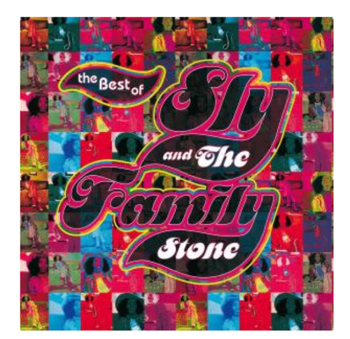 Sly & The Family Stone – The Best Of Sly And The Family Stone.   ( 2 × Vinyl, LP, Compilation)