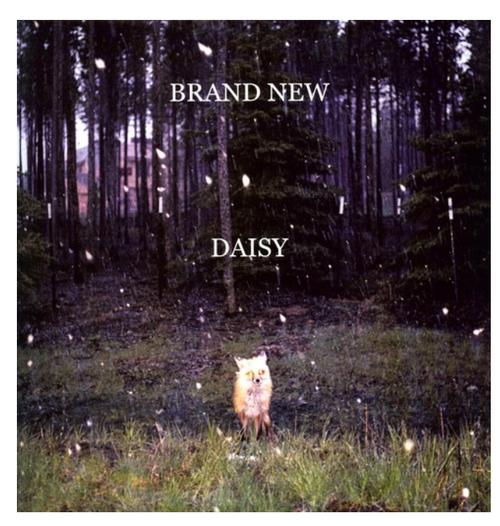 Brand New – Daisy.   (Vinyl, LP, Album, Gatefold, 180 Gram)